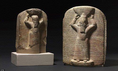 Soi di sản để đời của vị vua vĩ đại Đế quốc Assyria