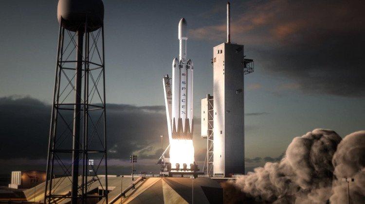 SpaceX thử nghiệm tên lửa mạnh nhất từ trước đến nay