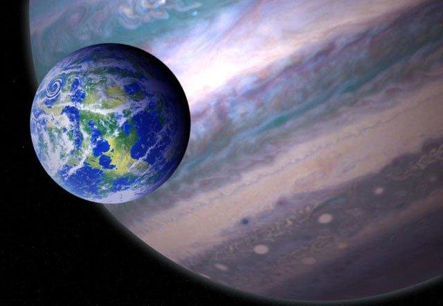 Sự sống ngoài hành tinh ẩn náu trên các mặt trăng xa chúng ta?