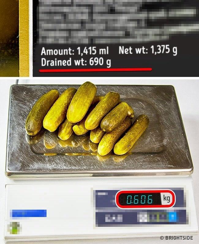 Sự thật phũ phàng về những loại thực phẩm mà chẳng nhà sản xuất nào dám tiết lộ