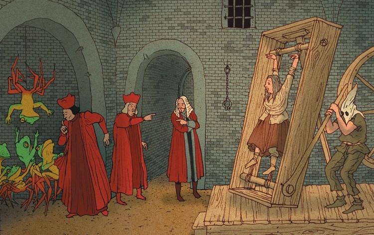 Sự thật trong suốt 400 năm qua: tra tấn không hề hiệu quả