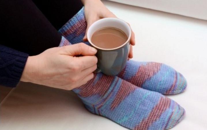 Tại sao bàn chân lại ảnh hưởng nhiều đến nhiệt độ cơ thể như vậy?