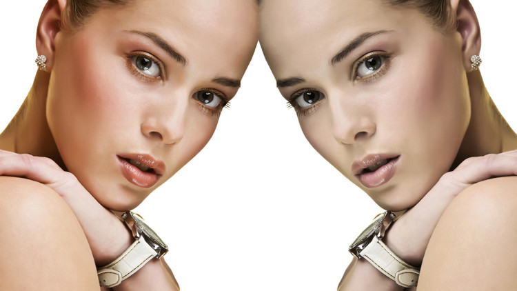 Tại sao hình trong gương quay ngược từ trái sang phải chứ không lộn từ trên xuống?