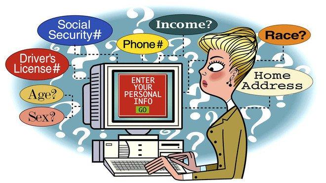 Tại sao thông tin cá nhân bị lộ lại là điều quan trọng đến thế?