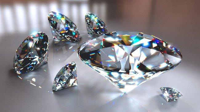 Tạo kim cương ở nhiệt độ phòng