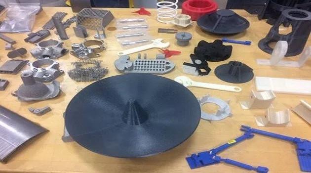 Tập đoàn Mỹ chế tạo linh kiện tên lửa đạn đạo bằng máy in 3D