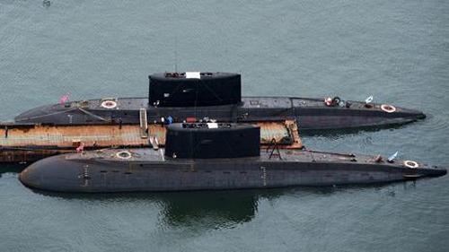 Tàu ngầm hạt nhân hết thời được chôn cất ở đâu