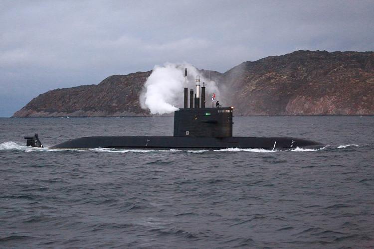 Tàu ngầm phi hạt nhân Nga sở hữu đòn đánh trên 3.000km