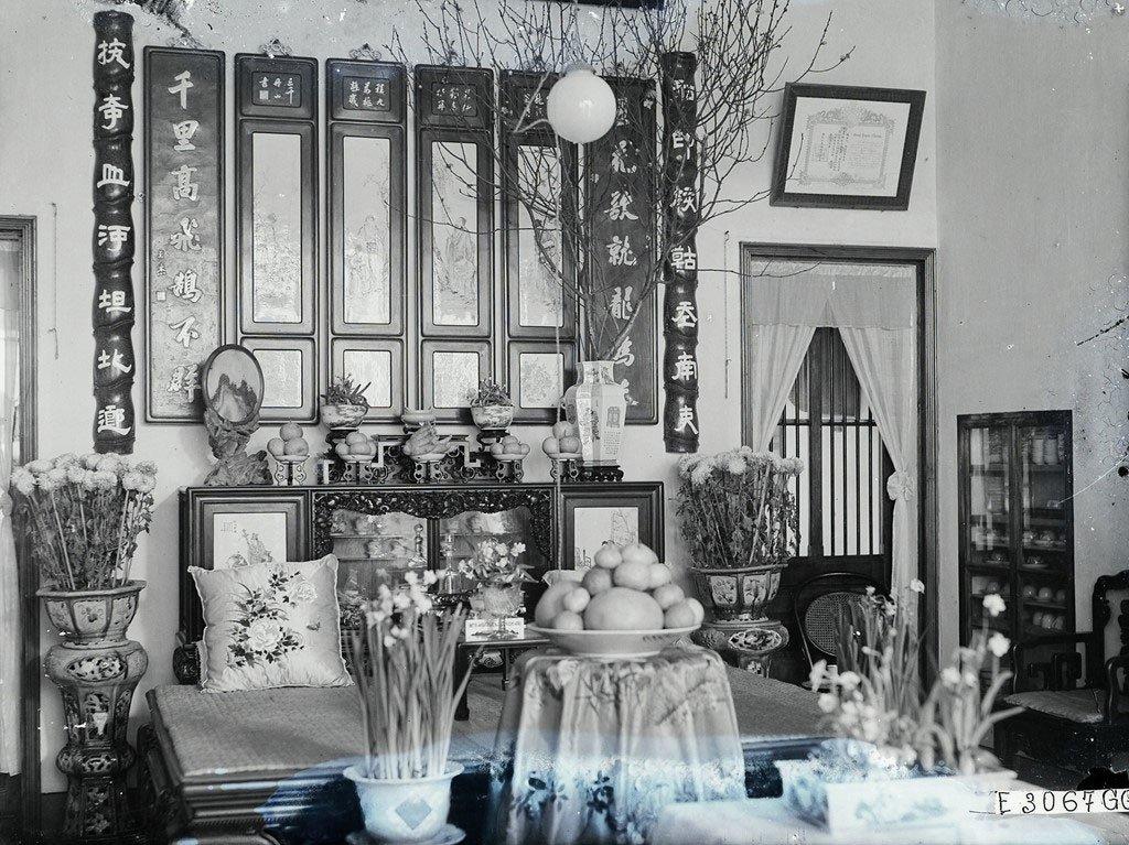 Tết xưa Hà Nội qua ảnh tư liệu quý