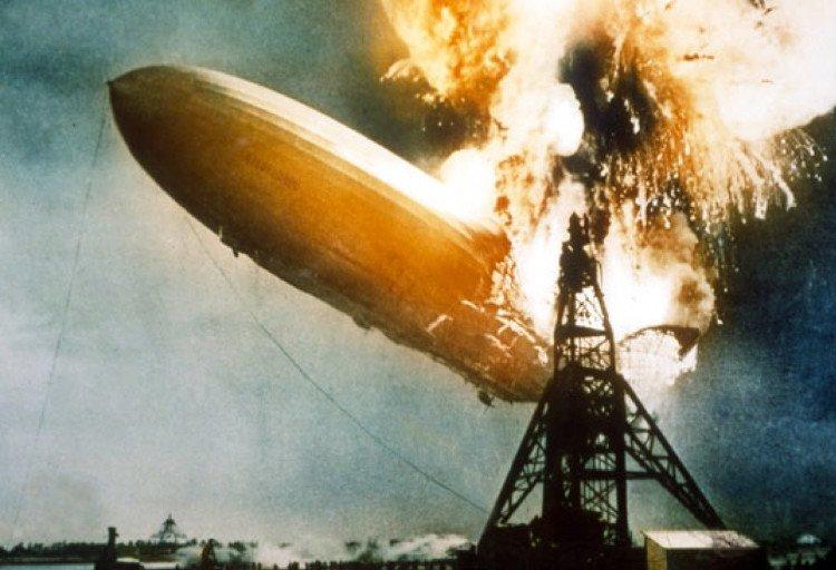 Thảm kịch Titanic trên không chấm dứt thời đại khinh khí cầu