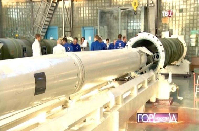Thăm nhà máy chế tạo đạn tên lửa cho S-300 Việt Nam