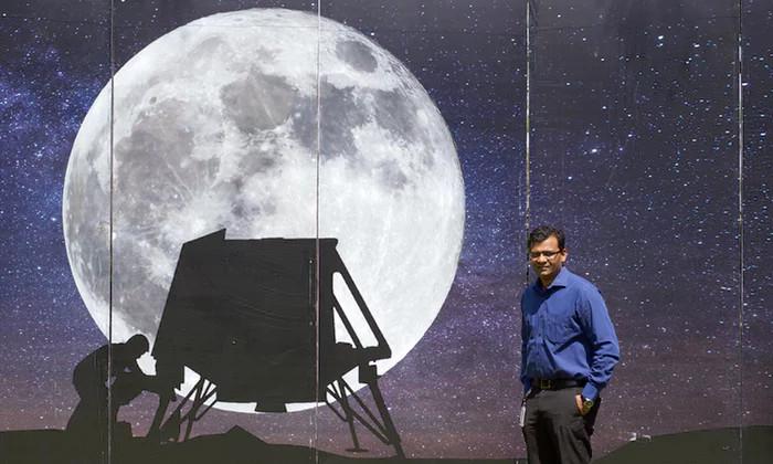 Tham vọng chinh phục Mặt Trăng của một kỹ sư Ấn Độ
