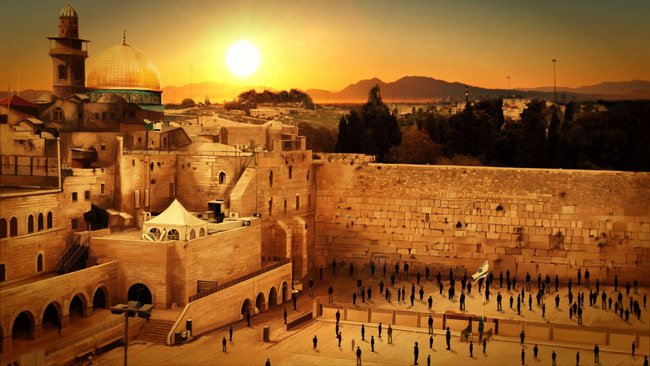 Thành cổ Jerusalem - Jerusalem