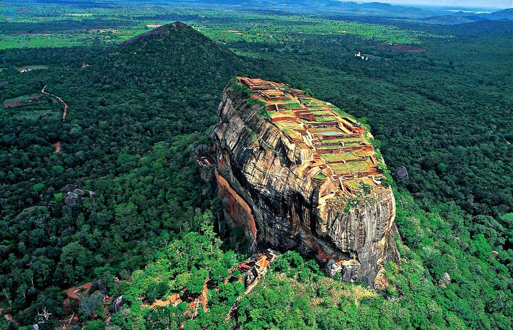Thành cổ Sigirya - vẻ đẹp kinh đô bí ẩn mà ít người dám khám phá