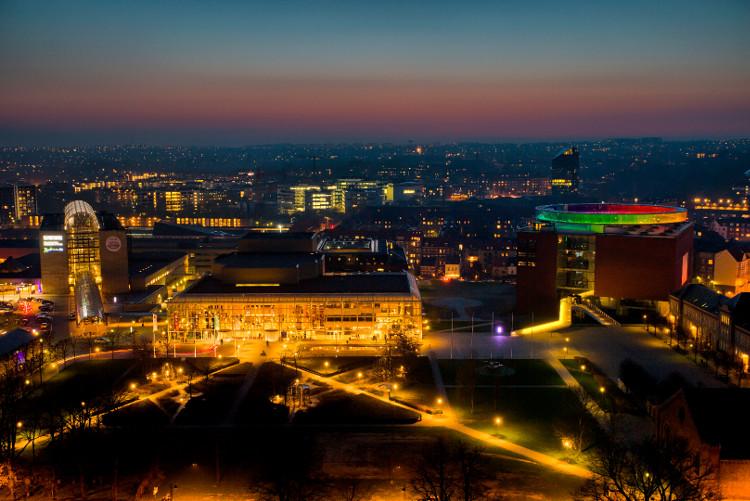 Thành phố Aarhus: Dùng nước thải để tái chế ra nước sạch, cung cấp điện cho người dân