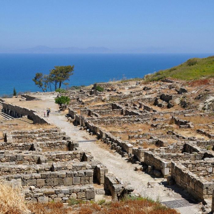 Thành phố thời trung cổ của Rodos