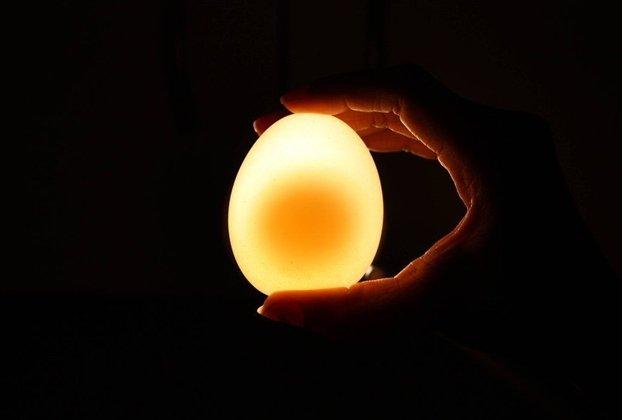 Thí nghiệm đơn giản để biến trứng thành quả bóng trong suốt, nảy như bóng bàn