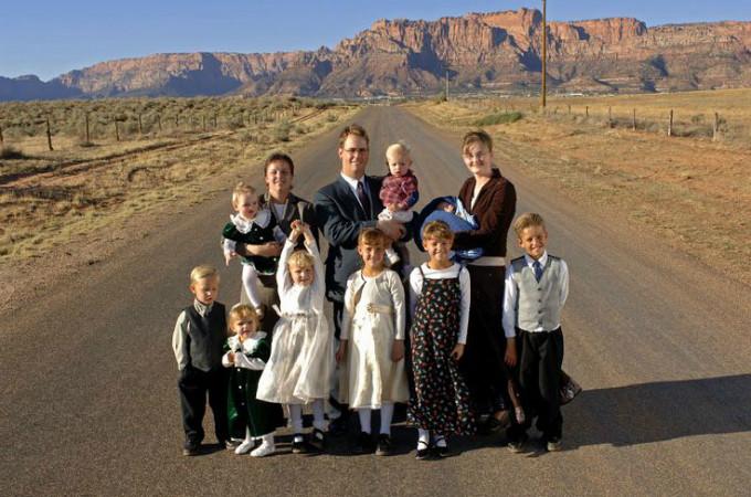 Thị trấn đàn ông lấy ba vợ mới được lên thiên đường ở Mỹ