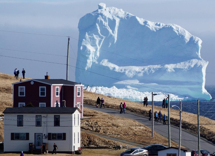 Thị trấn nhỏ khiến cả thế giới ghen tỵ vì hiện tượng thiên nhiên kỳ thú này