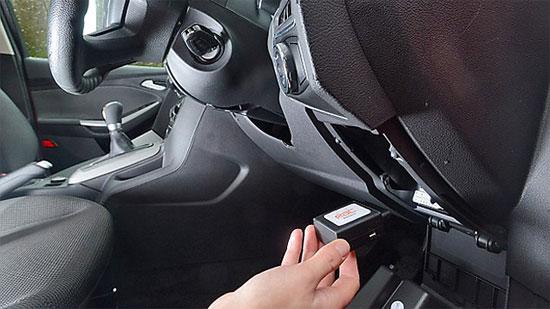 Thiết bị cảnh báo sớm sự cố kỹ thuật của xe hơi