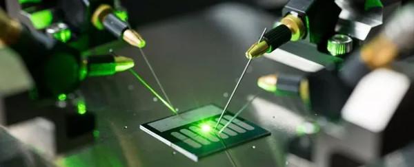 Thiết bị có thể biến trực tiếp ánh sáng thành dòng điện