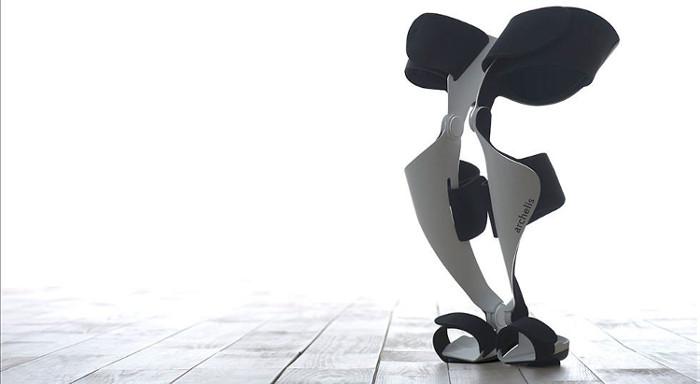 Thiết bị đeo độc đáo giúp bạn đứng mãi mà không mỏi