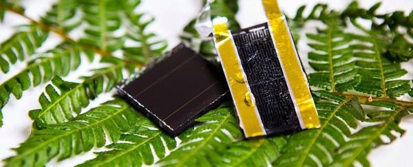 Thiết bị điện tử không bao giờ cạn năng lượng với siêu pin