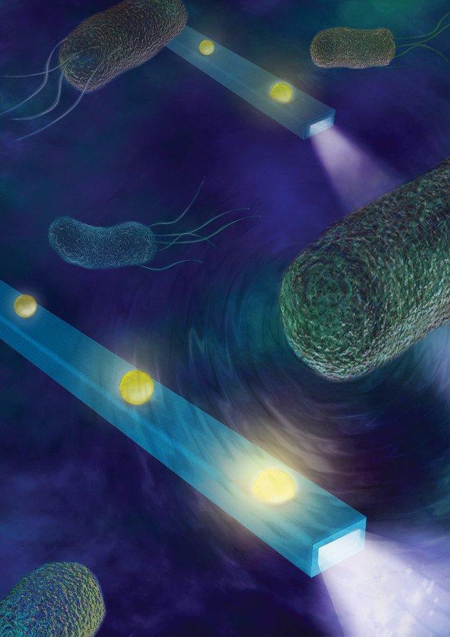 Thiết bị mới giúp lắng nghe được âm thanh của từng tế bào