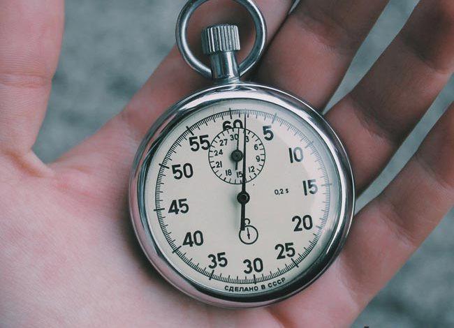 Thời gian trôi nhanh hay chậm tùy thuộc vào ngôn ngữ bạn nói