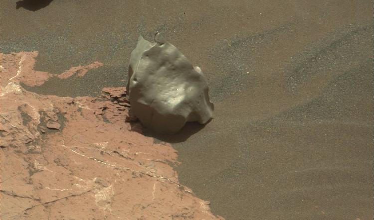 Thông điệp từ tảng thiên thạch thứ tư trên Sao Hỏa