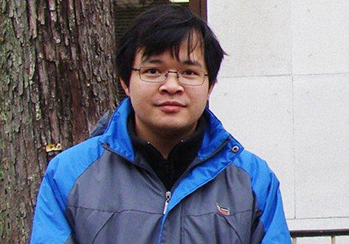 Tiến sĩ 33 tuổi đứng tên một mình trên tạp chí vật lý hàng đầu