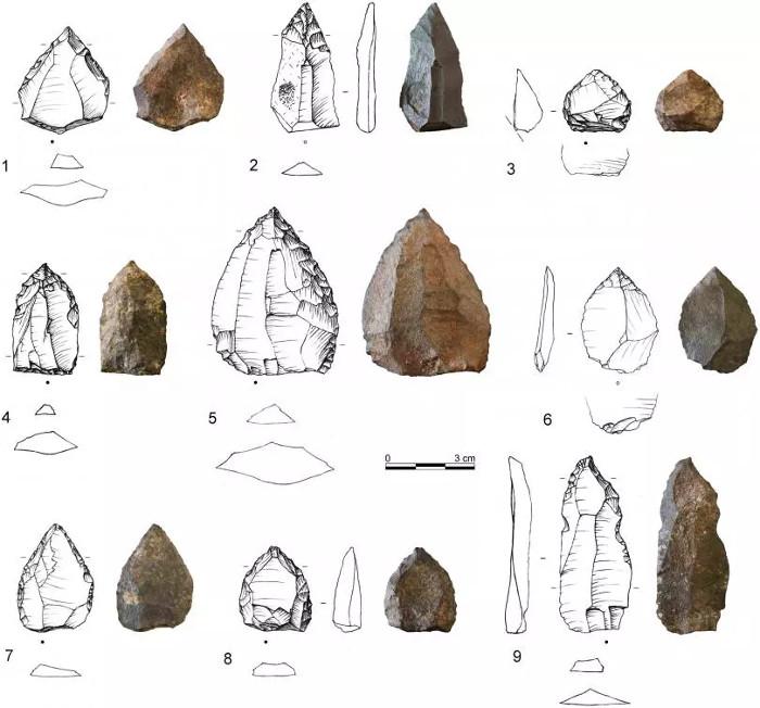 Tiết lộ kỹ thuật chế tạo vũ khí cổ đại từ 77.000 năm trước