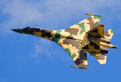 Tìm hiểu sức mạnh vươt trội của tiêm kích Su-35