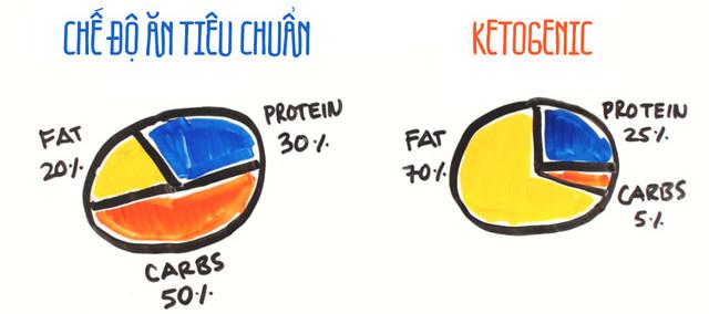 Tìm hiểu về chế độ ăn Ketogenic mà người dùng Google không ngừng tìm kiếm