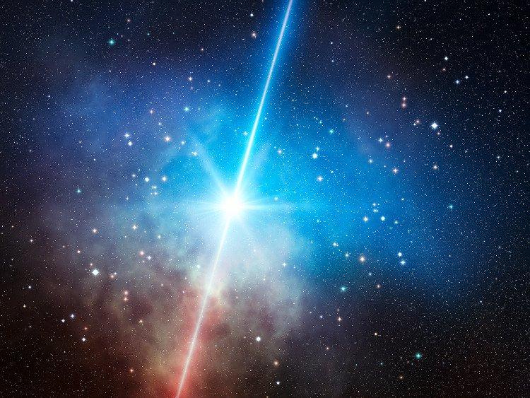 Tìm hiểu về tia gamma và chớp gamma