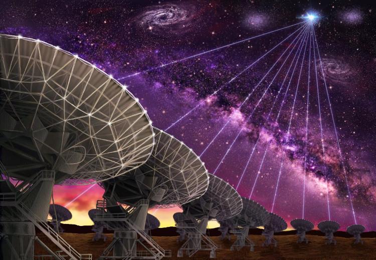 Tìm ra nguồn phát tín hiệu của người ngoài hành tinh