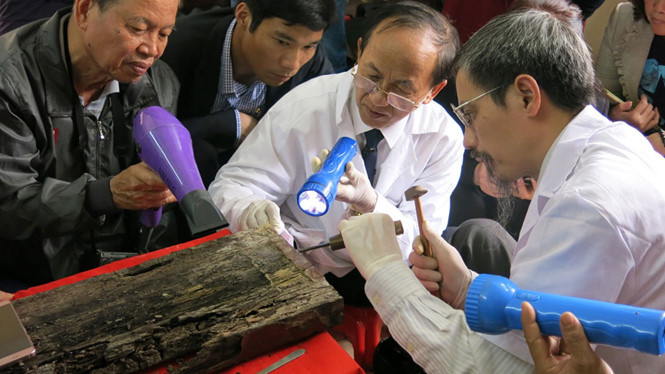 Tìm thấy ngôi mộ của Trạng Trình Nguyễn Bỉnh Khiêm?