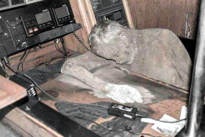 Tìm thấy xác ướp nhà thám hiểm trong du thuyền ma