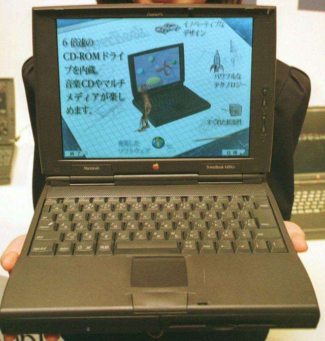 Top sản phẩm công nghệ đình đám thế giới 20 năm trước