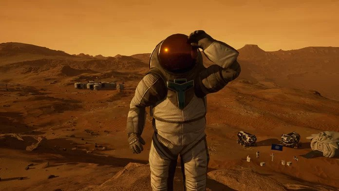 Trải nghiệm sinh động cuộc đổ bộ Sao Hỏa năm 2030