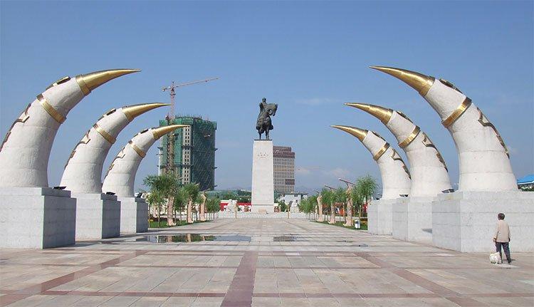 Trận đánh lớn nhất đời binh nghiệp của Thành Cát Tư Hãn