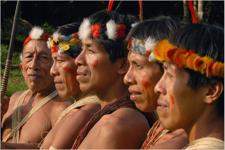 Trên Trái đất vẫn còn các bộ tộc chưa thoát khỏi kỳ đồ đá