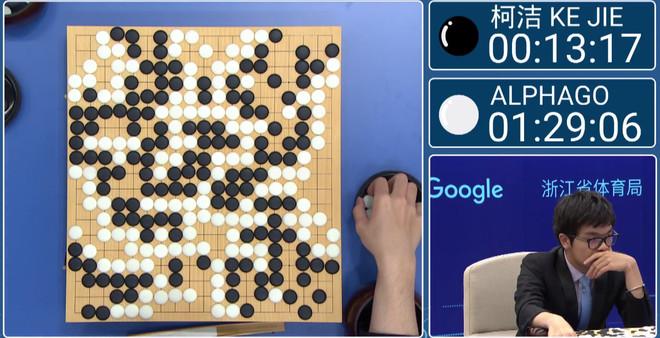 Trí tuệ nhân tạo AlphaGo của Google đánh bại kì thủ cờ vây số một thế giới