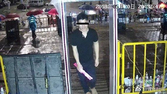 Trợ thủ giúp cảnh sát Trung Quốc bắt tội phạm ẩn giữa 20.000 người