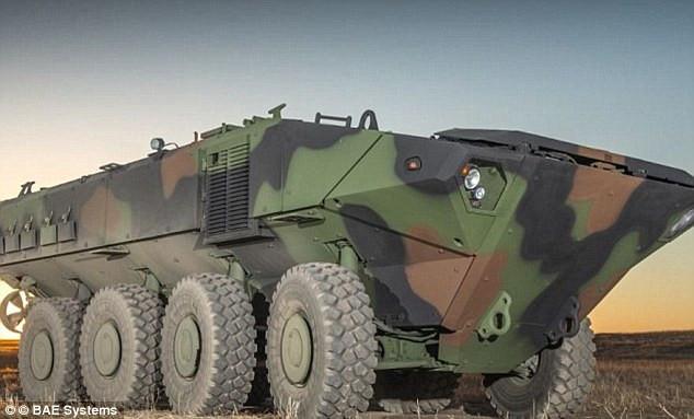 Trung Quốc phát triển thành công xe cơ giới quân sự nhanh nhất thế giới