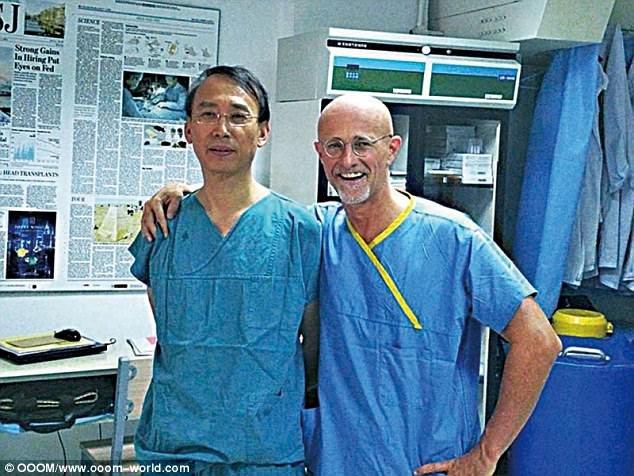 Trung Quốc sẽ sớm ghép đầu bệnh nhân bằng kĩ thuật mới