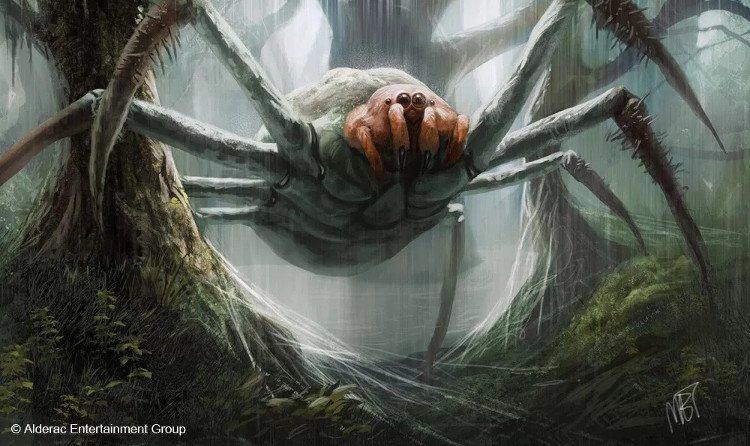 Truy tìm tông tích những quái nhện khổng lồ ăn thịt người thời cổ đại