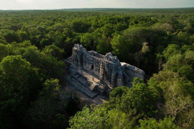 """Truyền thuyết về loài dơi """"ma cà rồng"""" ăn thịt sống của người Maya"""
