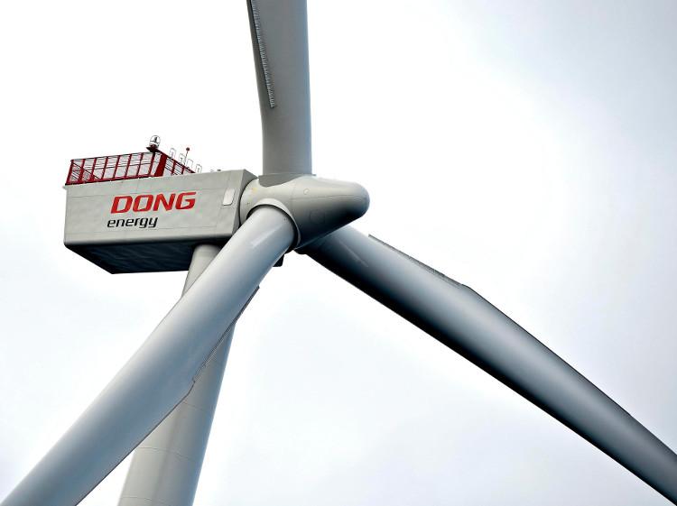 Tuabin điện gió lớn nhất thế giới đi vào hoạt động tại Anh