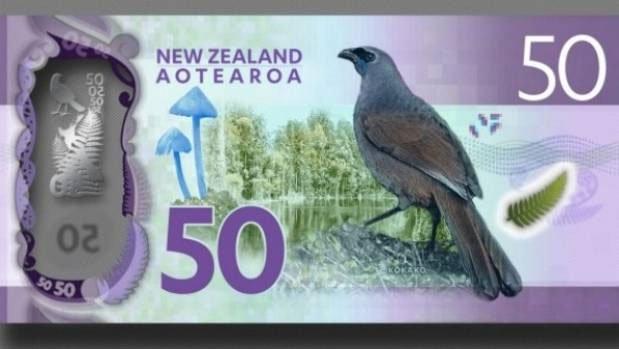 Tường tận loài nấm vinh dự có mặt trên tờ tiền New Zealand